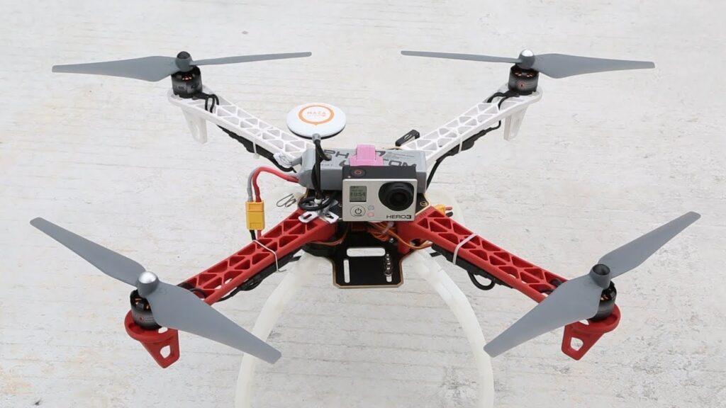 DIY - Alpha Drones