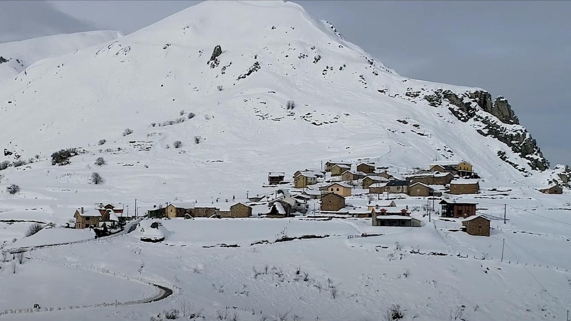 video drone asturias