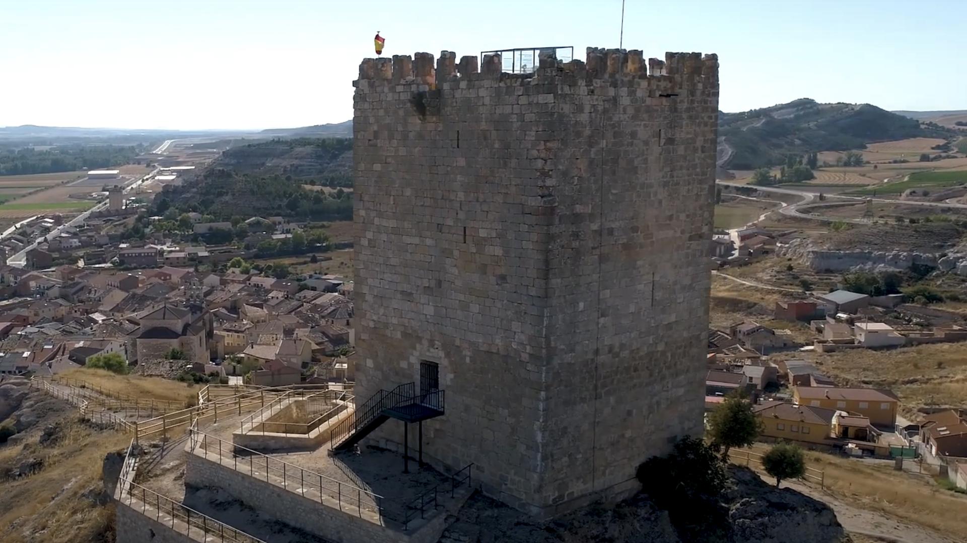 trabajos con drones en asturias