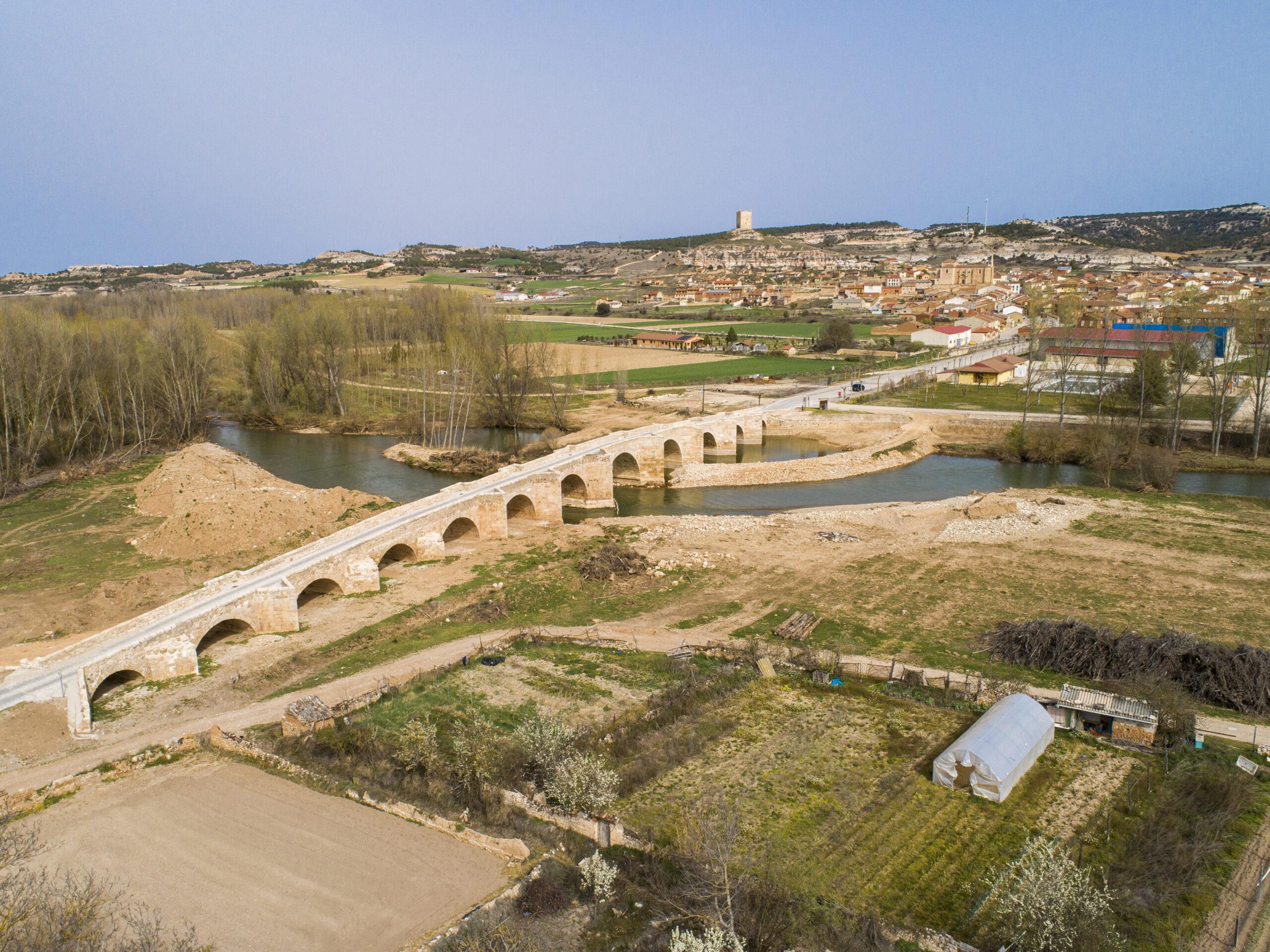 puente alpha drones dji phnatom langa duero