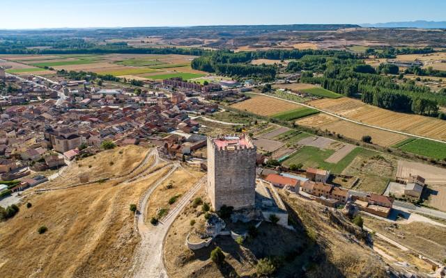 video industrial con dron Asturias